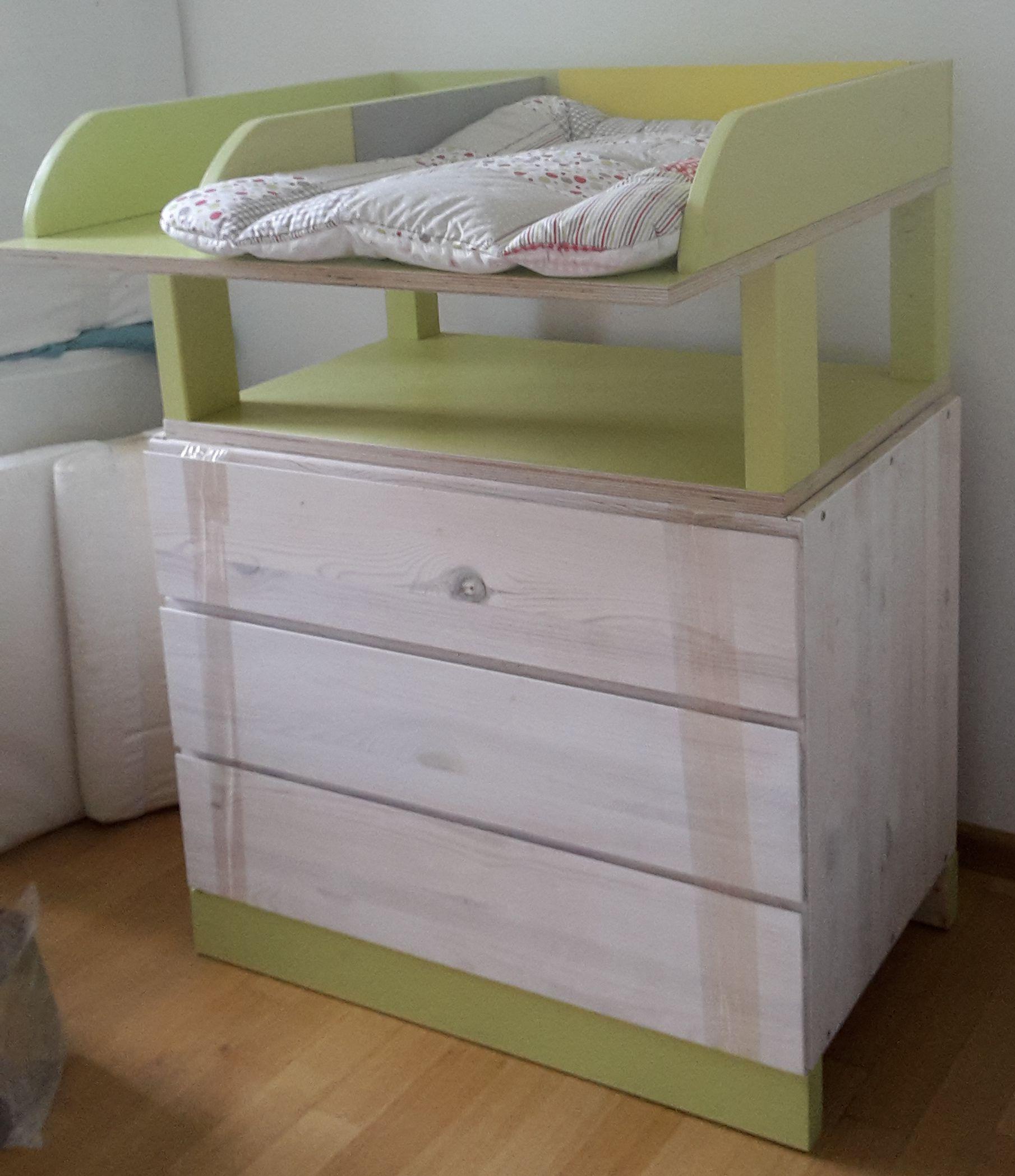 Wickelkommode Ikea wickelkommode ikea diy aufsatz kinderzimmer