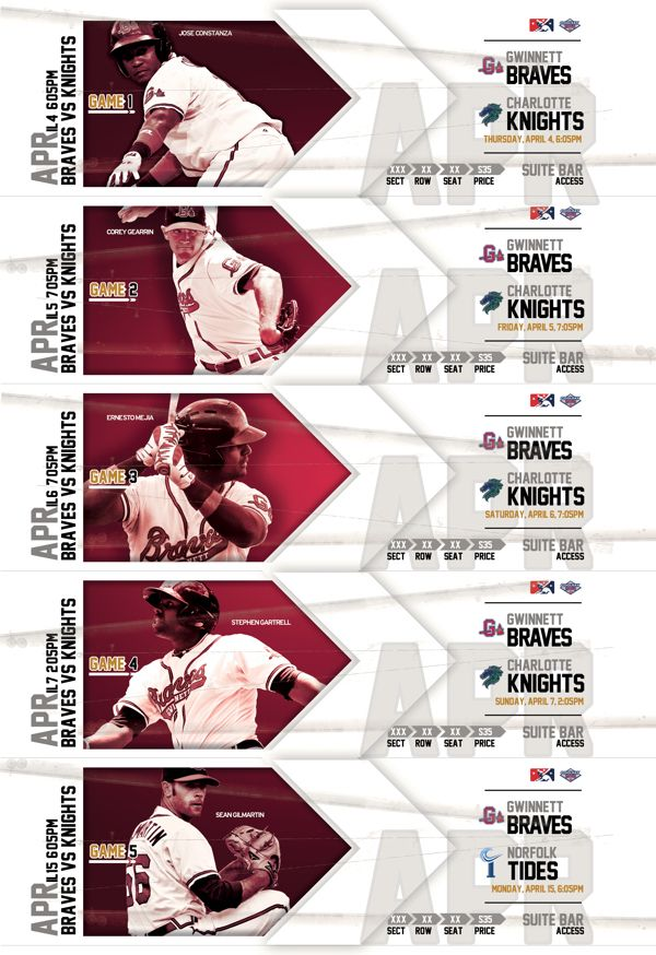 2013 Season Ticket Book Concept Design on Behance Design Freelance