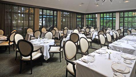 The elegant 1906 dining room at longwood where we enjoyed - Places to eat near longwood gardens ...