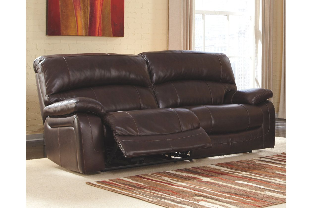 Damacio Power Reclining Sofa Ashley Furniture Homestore