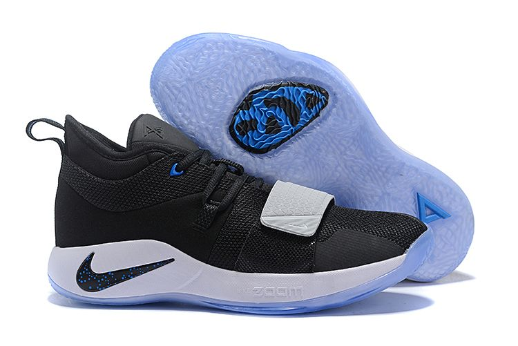 wholesale dealer 519c7 2e978 Nike PG 2.5 Black/Black-Photo Blue BQ8453-006 in 2019 | Nike ...