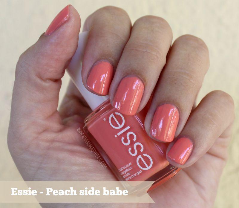 Colección de esmaltes de uñas Essie para verano 2015 | Esmaltes de ...