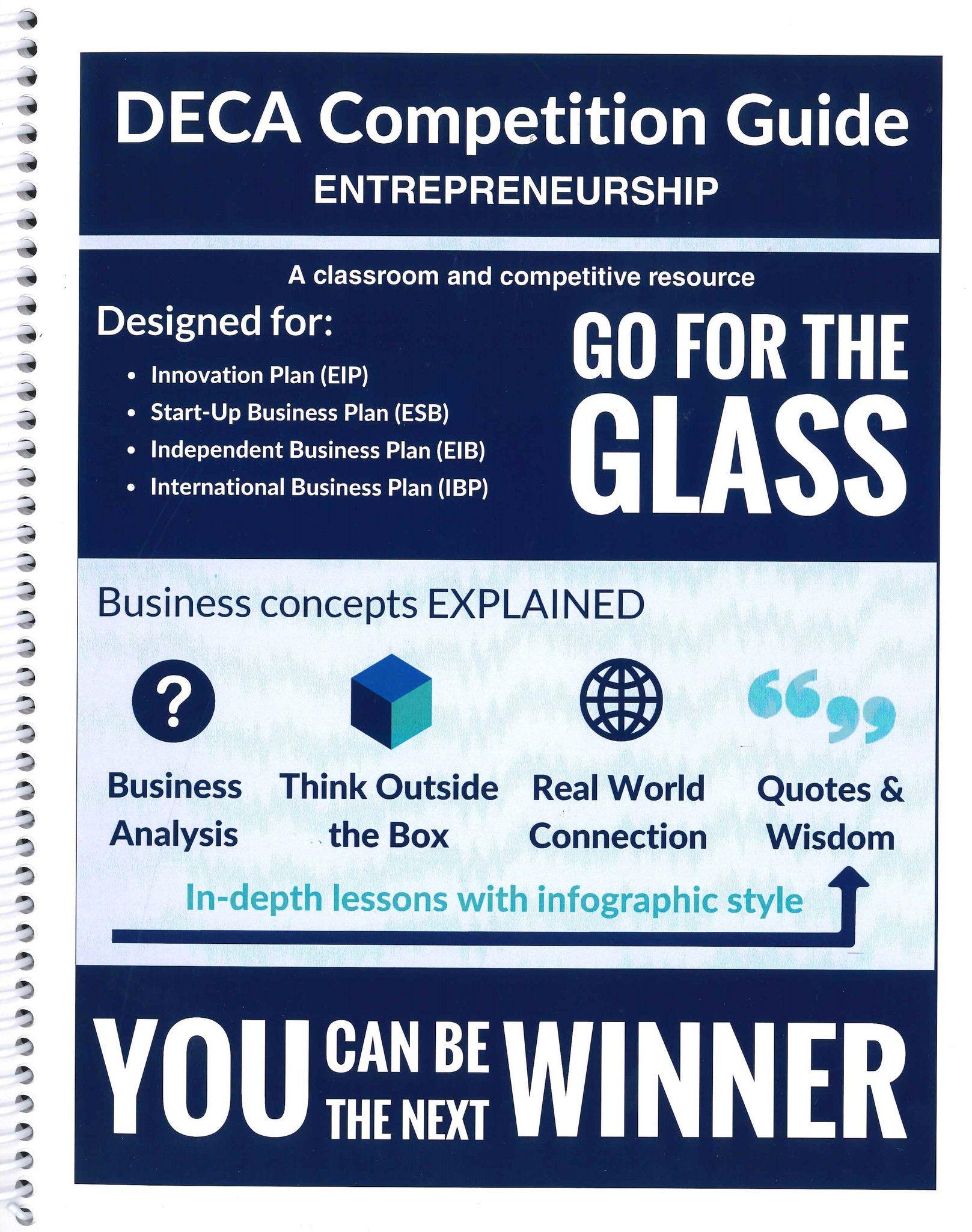 Competition Guide Entrepreneurship Innovation Plan Start Up