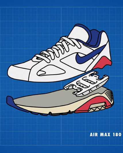 From 1 to 180 | Air max, Anatomy and Originals