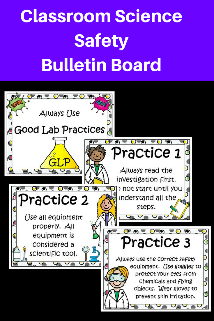 Oxygen Atom Diagram Atoms Montessori Muddle Science Laboratory Safety Good Practices Bulletin Board These Colorful Posters Are Great To Post In The Classroom They Reminders