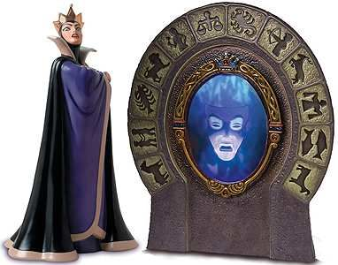 Snow White and the Seven Dwarfs  Evil Queen and Magic Mirror