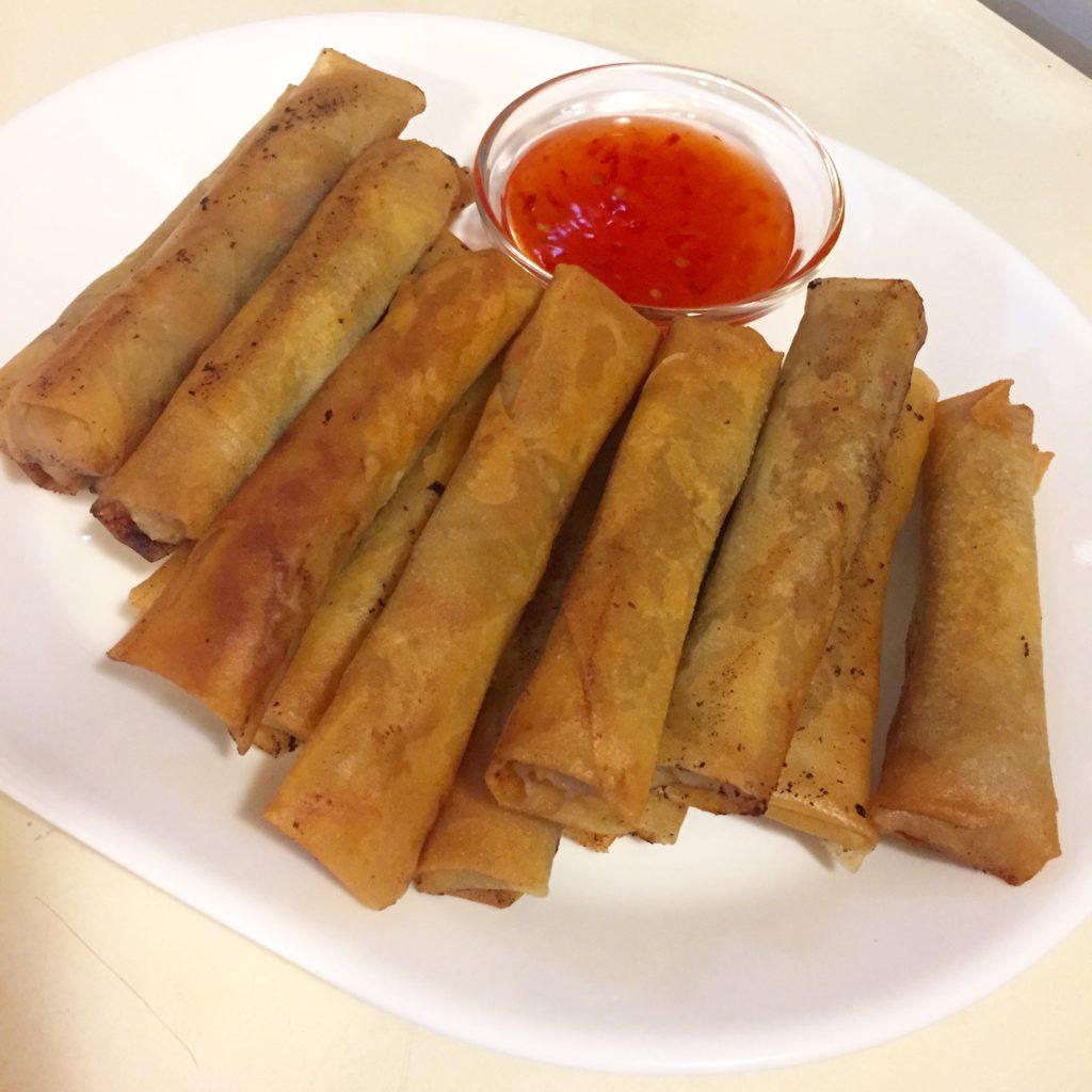 Filipino Beef Lumpia Recipe Phillipino Food Lumpia Recipe Recipes