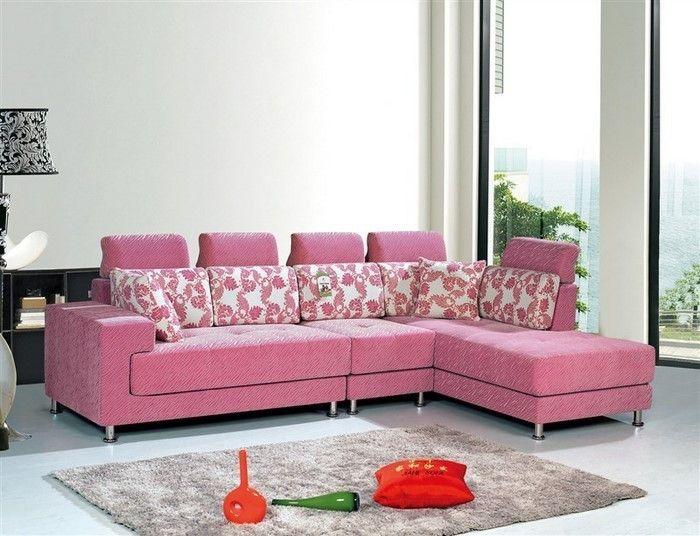 Wohnzimmer Ideen mit Rosa 75 verblüffende Wohnzimmer