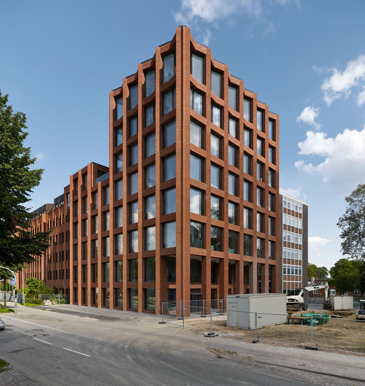 Architektur Lübeck max dudler architekt stefan müller drägerwerk house 72 lubeck