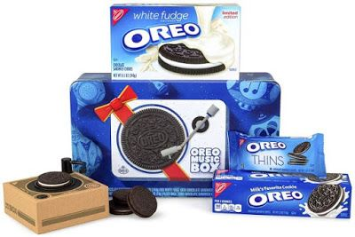 Oreo Music Box That Plays Oreos Arrives For 2018 Christmas Gifting