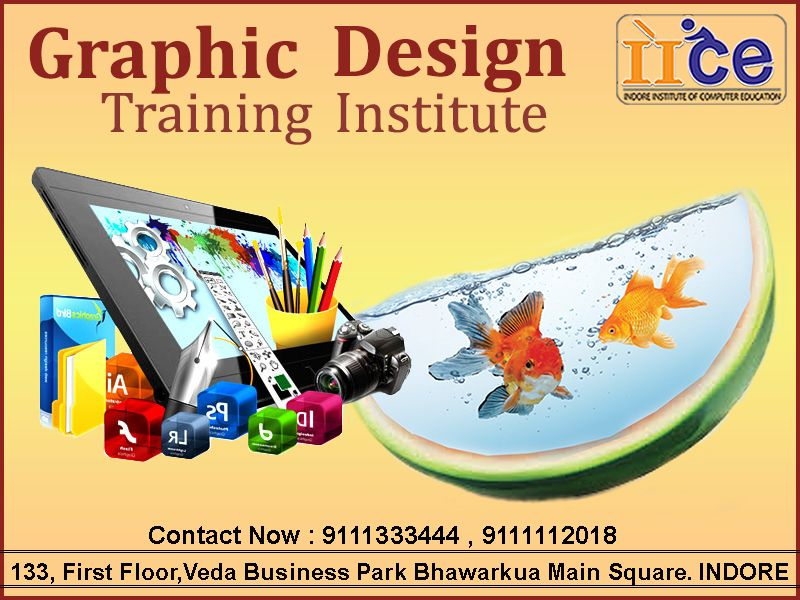 Best Web Graphics Designing Training At Affordable Cost Iice Indore Graphic Design Course Design Course Web Graphic Design