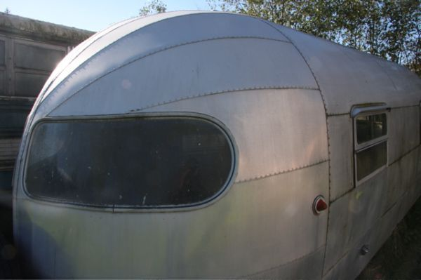 1949 Curtis Wright Trailer, for sale near Seattle! YES