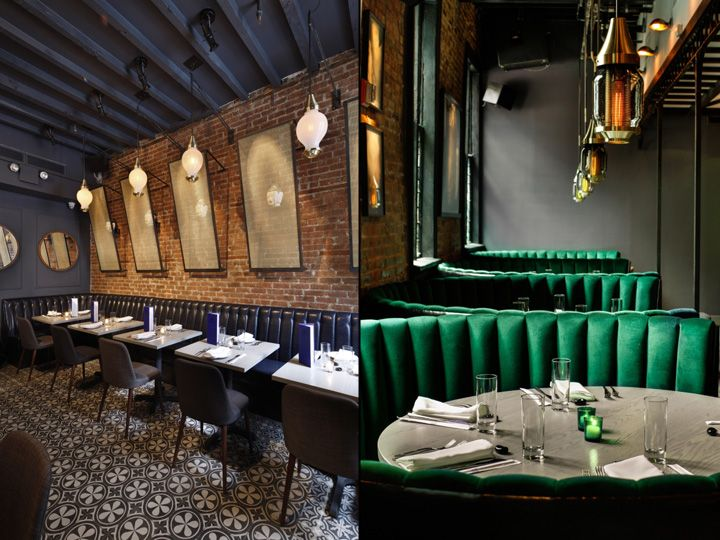Jue Lan Club Restaurant By Dutch East Design New York City Retail Blog