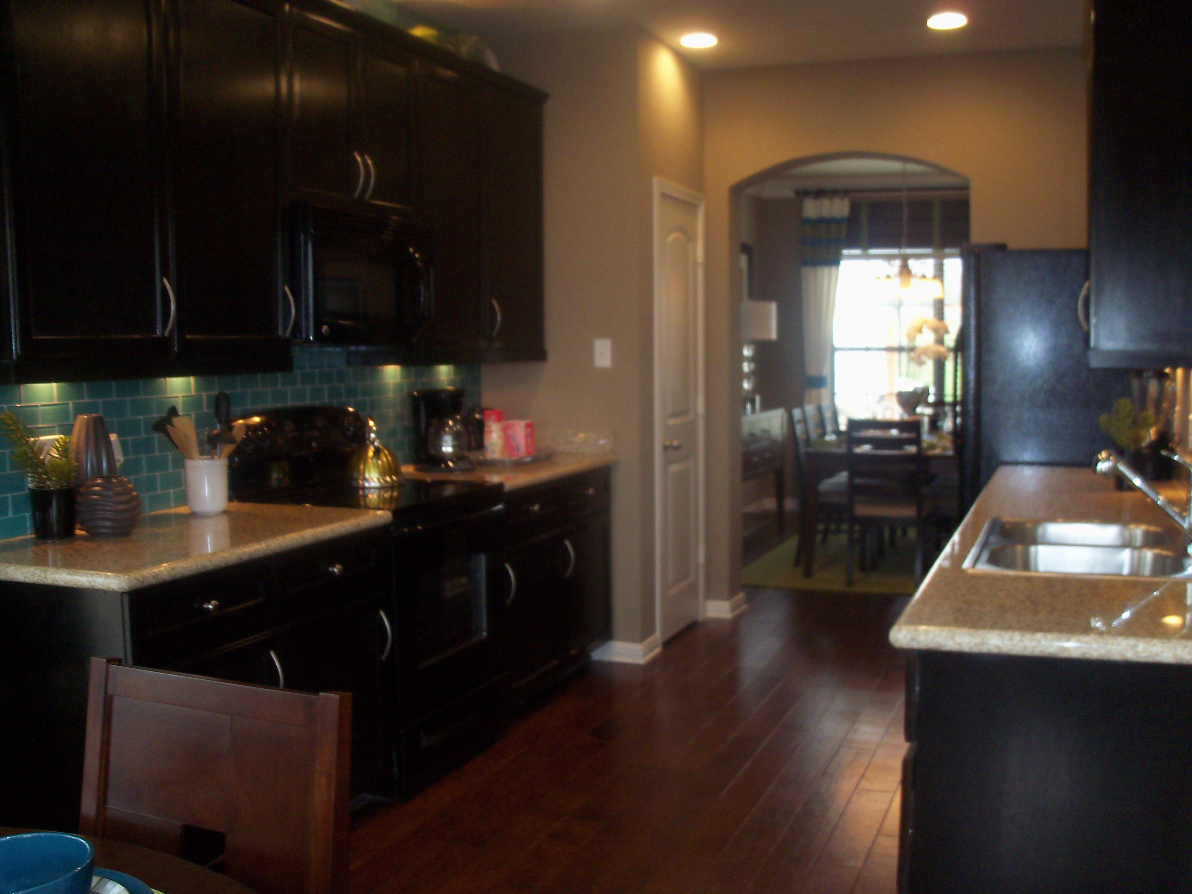 Stylecraft cabinets - Kitchen Of Stylecraft S Model Home In Killeen