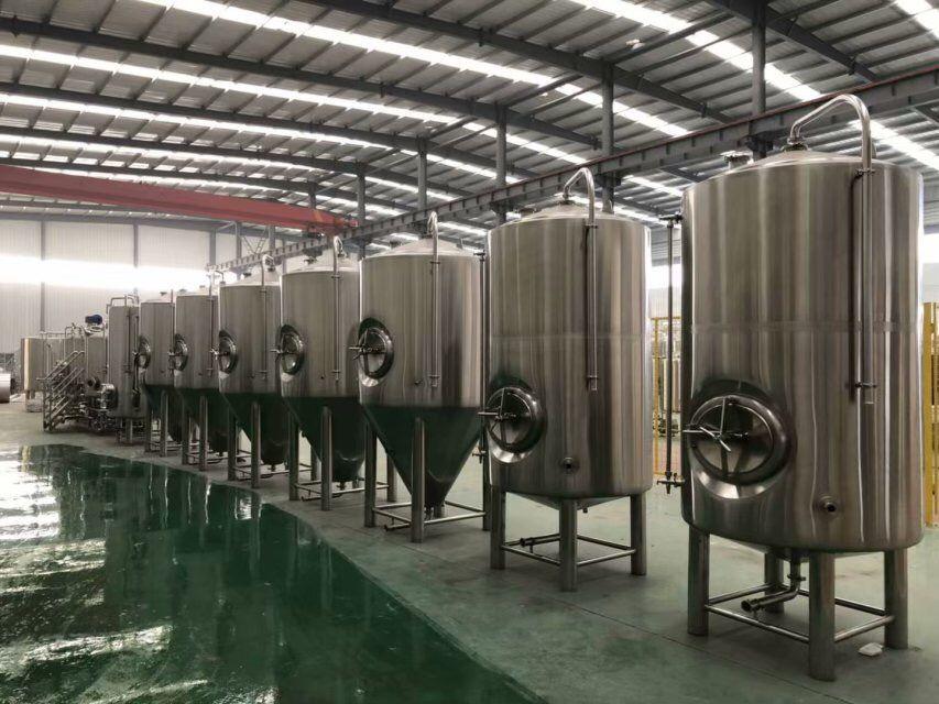 Pin By Micet Brewing Equipment On Brewing Tanks Tank Road Alley