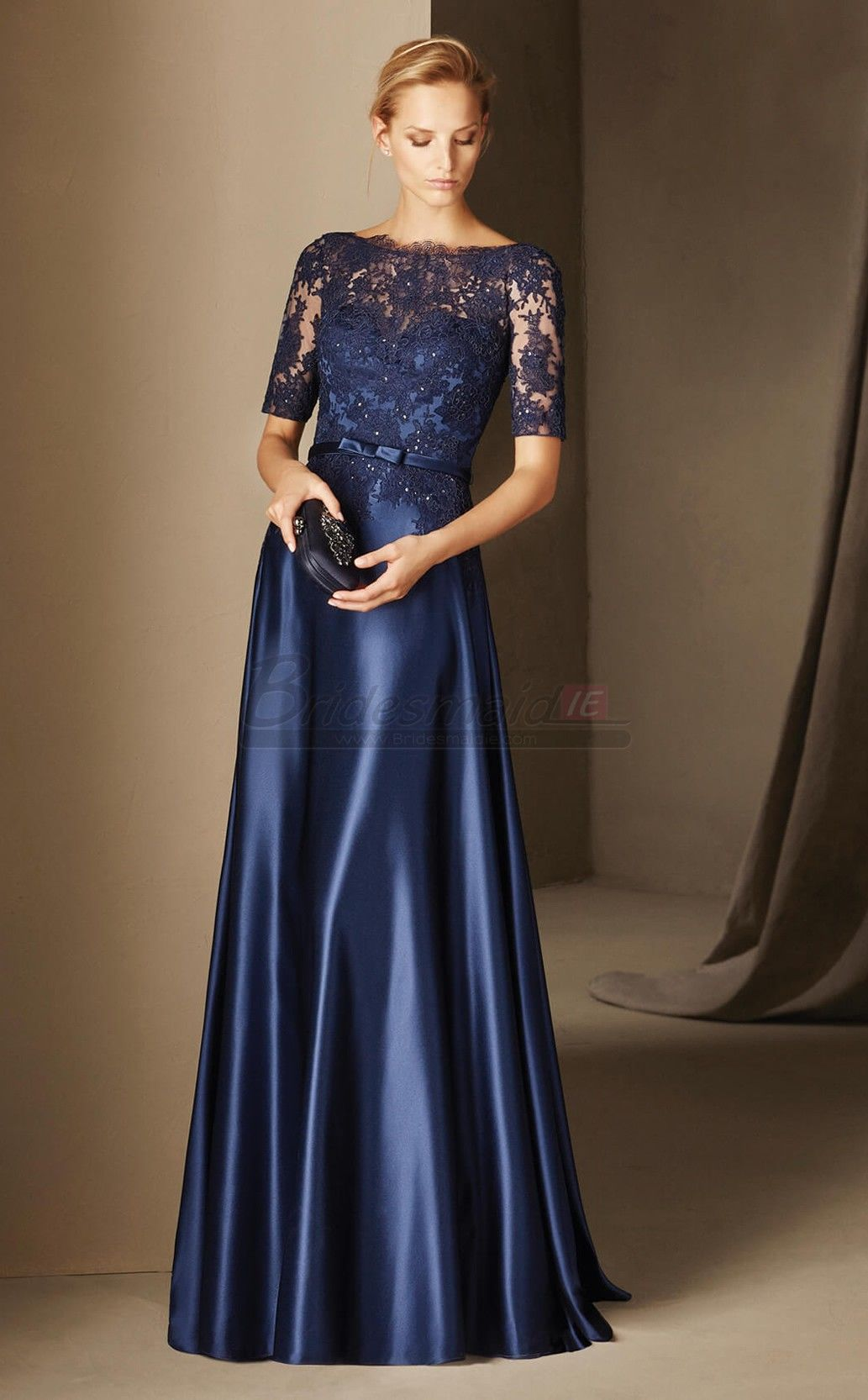 Image result for midnight blue and gold wedding dress vitaus