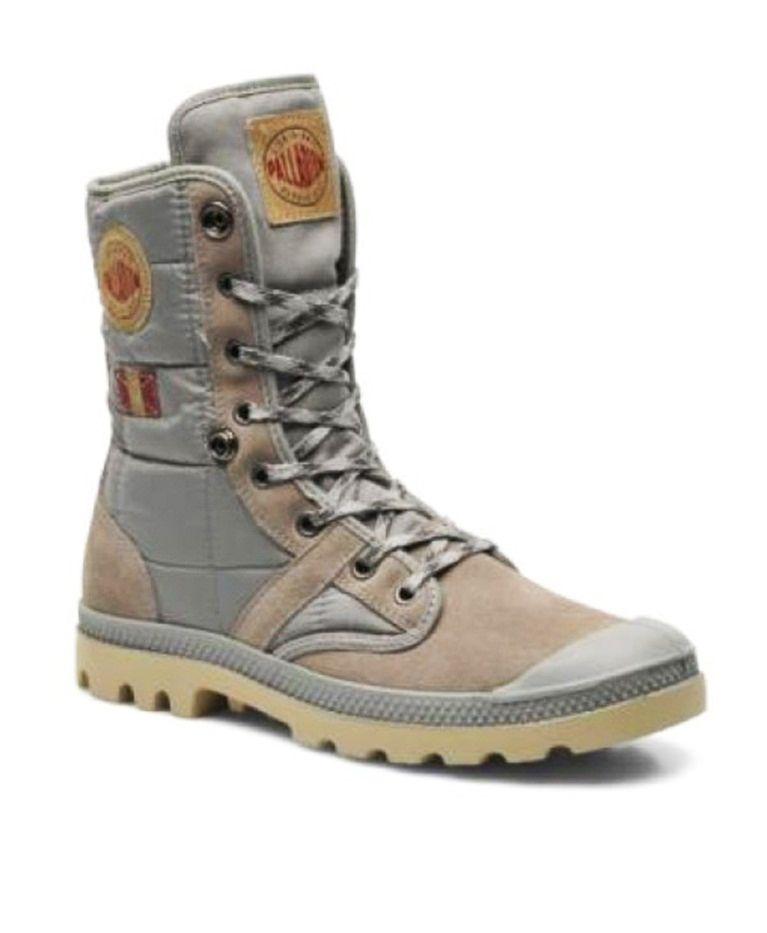 737f5fa04c8 Palladium Baggy Exp Tfl F Rubber Grey Zapatos De Paladio