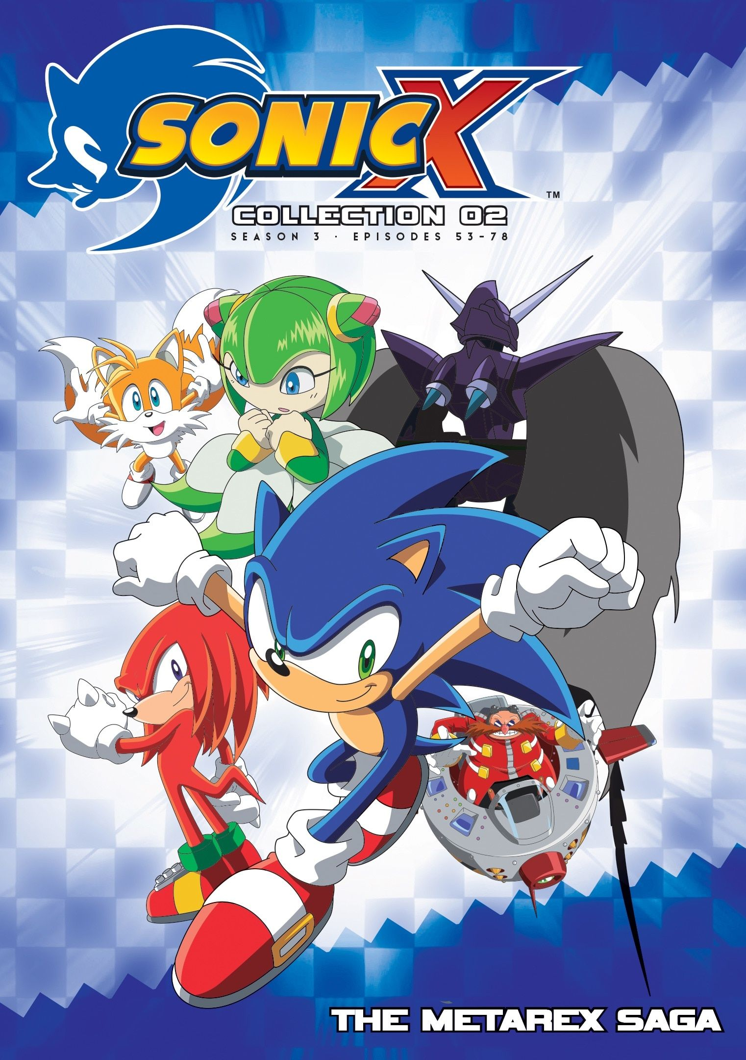 Sonic x screenshots sonic the hedgehog image sonic x episode 64 a - Sonic X Complete Season 3 Dvd