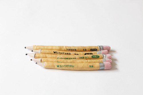 DIY #2 Pencils