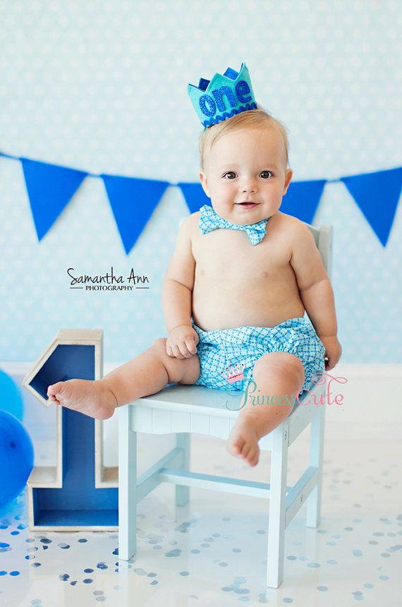Boy Cake Smash Outfit By PrincessCuteBoutique