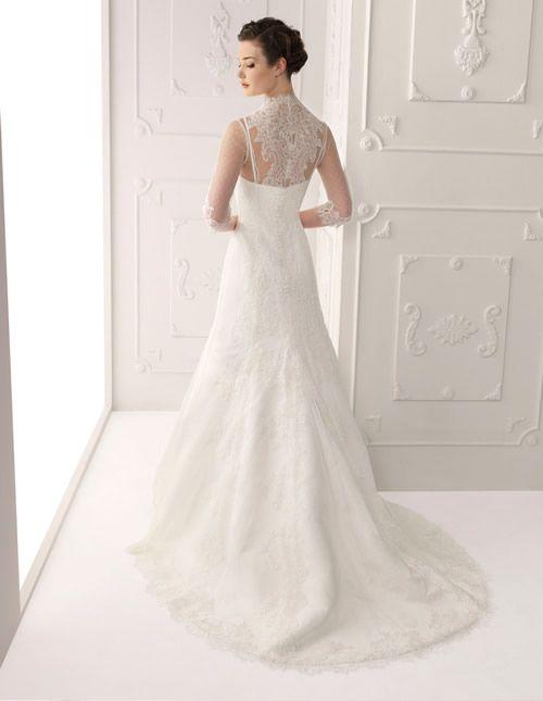 7ab01b62a59 Modelo Seda Alma Novia 2012 | Vestidos de novia | Pinterest | Novios ...