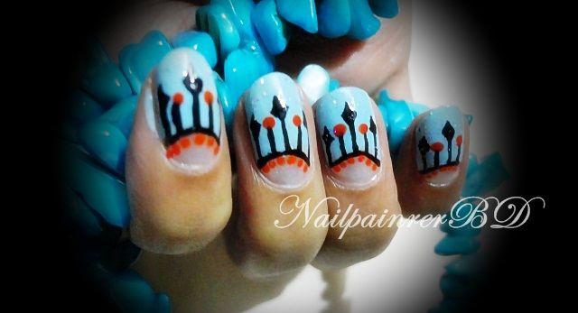 Egyptian Nails Nails Bitch Pinterest Egyptian Nails