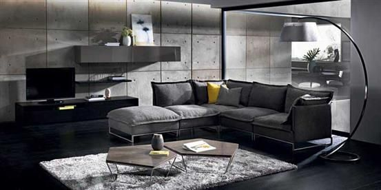 CAMBRE\' - 2638 Cambré is one of Natuzzi\'s icon products. Created ...