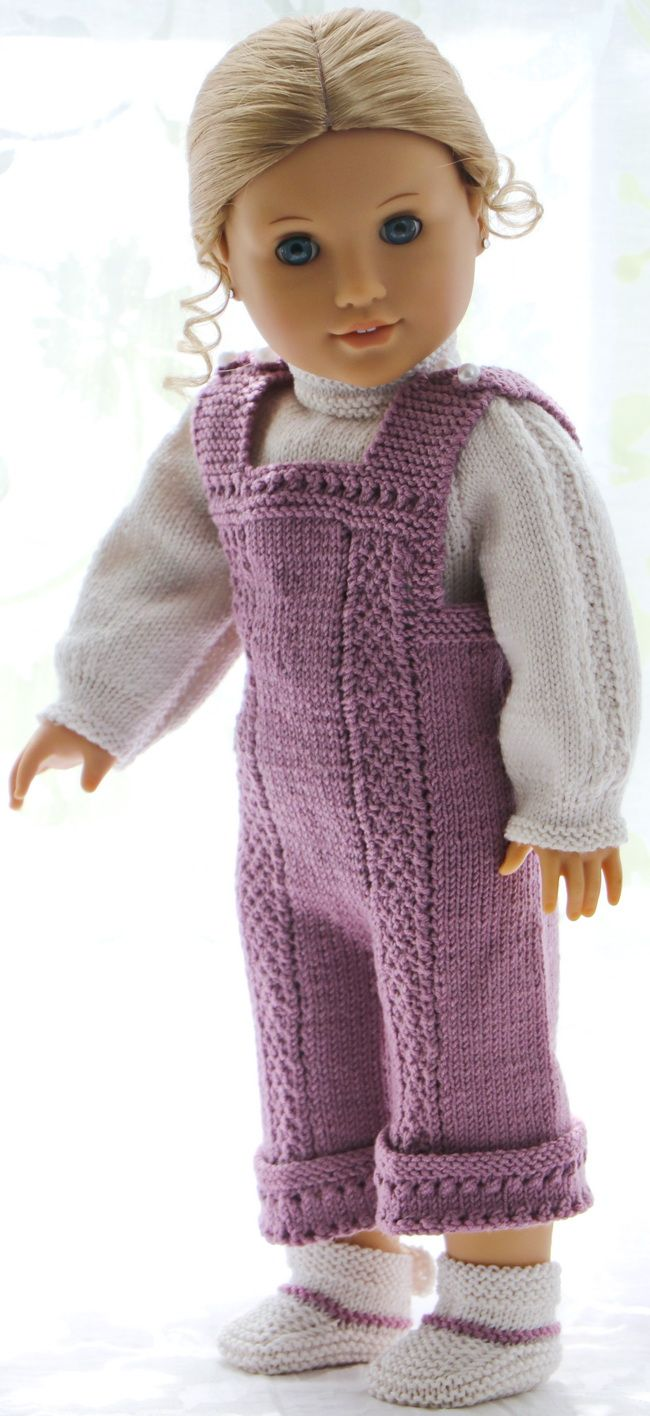 Puppen pullover stricken anleitung   Handarbeiten   Pinterest ...
