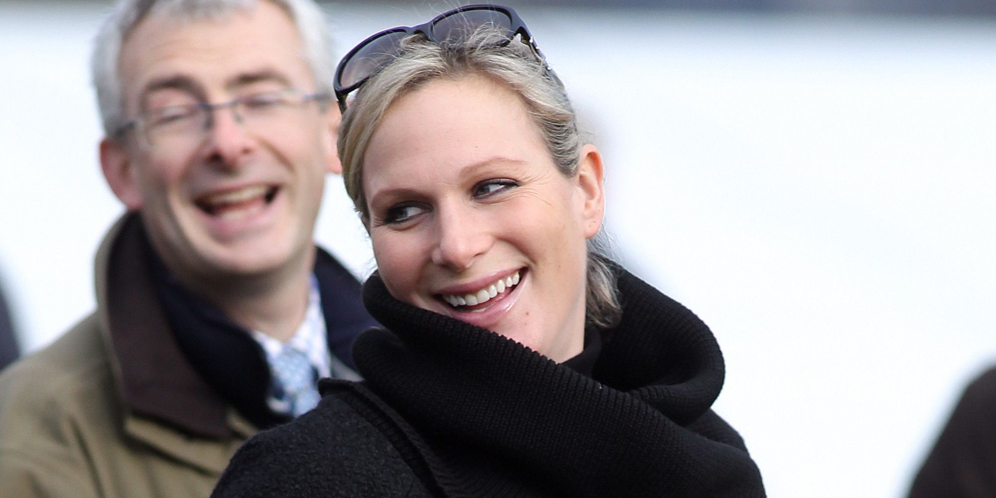 494e3a466cf Zara Phillips Rocks Over-The-Knee Boots At 8 Months Pregnant. Just because  you re eight months pregnant