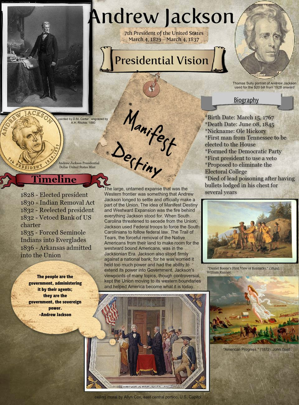 hight resolution of President Andrew Jackson   Andrew jackson