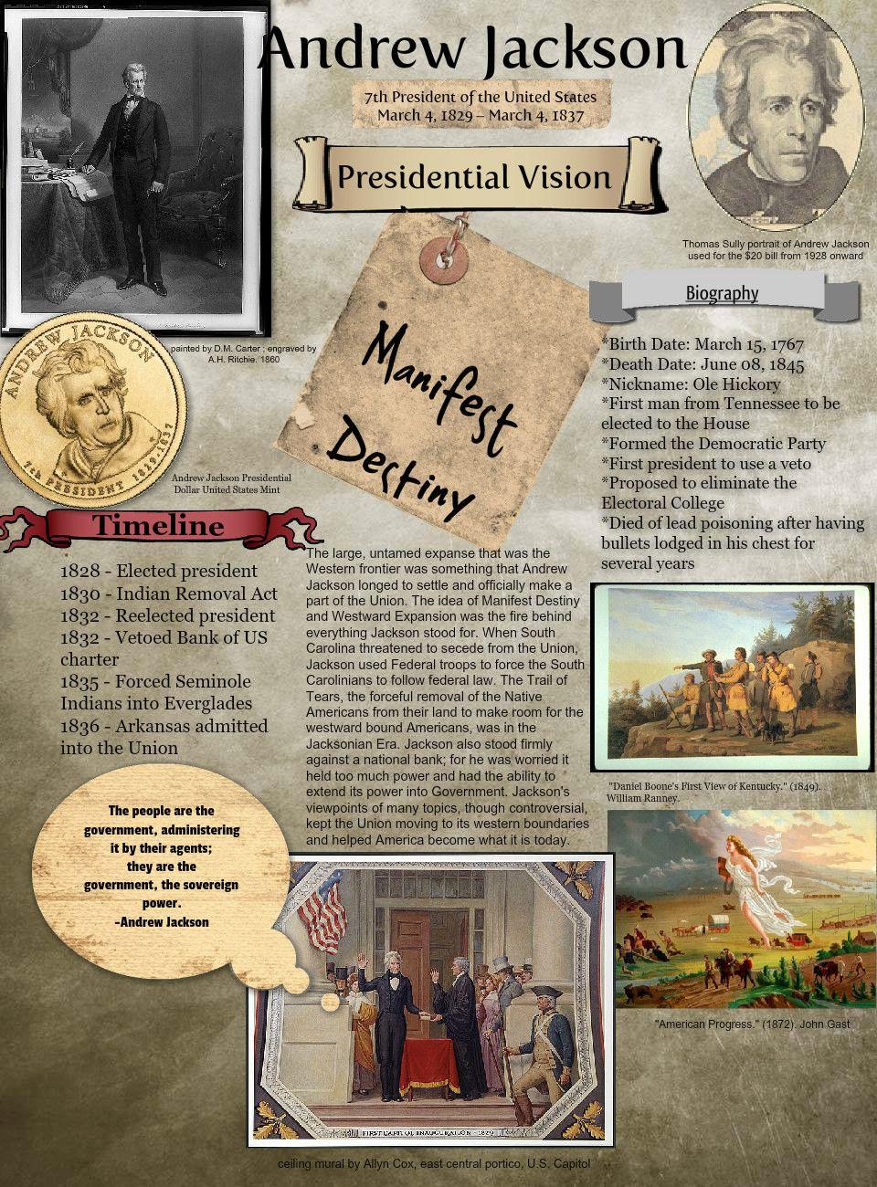 President Andrew Jackson   Andrew jackson [ 1300 x 960 Pixel ]