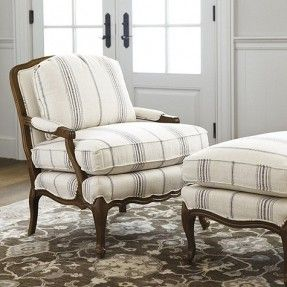 Ordinaire Style Bergere Chair   Foter