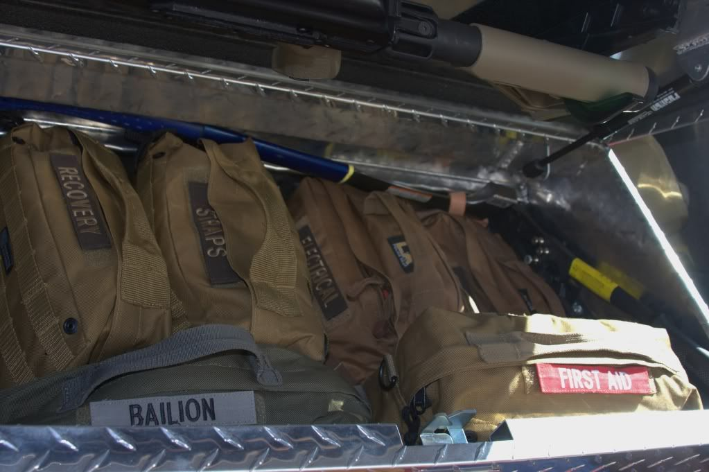 Toyota Tacoma Tool Box >> show me your organized Truck bed tool box (chest or over ...