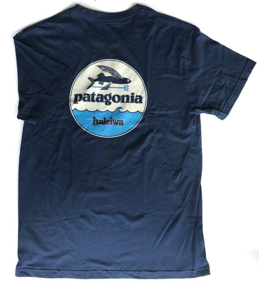 finest selection 9a1ed 40f73 Patagonia mens t-shirt Pataloha North Shore Hawaii Haleiwa ...
