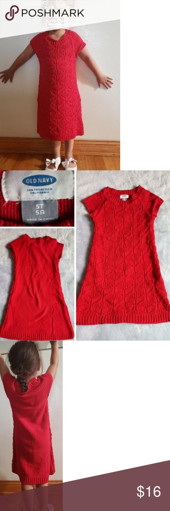 Oldnavy Sweater Dress In 2021 Girl Red Dress Toddler Sweater Sweater Dress [ 1740 x 580 Pixel ]