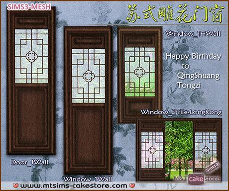 SuShi Doors & Windows + Addons