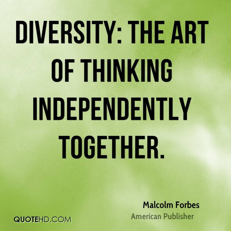 Inspirational Quotes About Cultural Diversity: How HR 'Best Practices' Kill Innovation