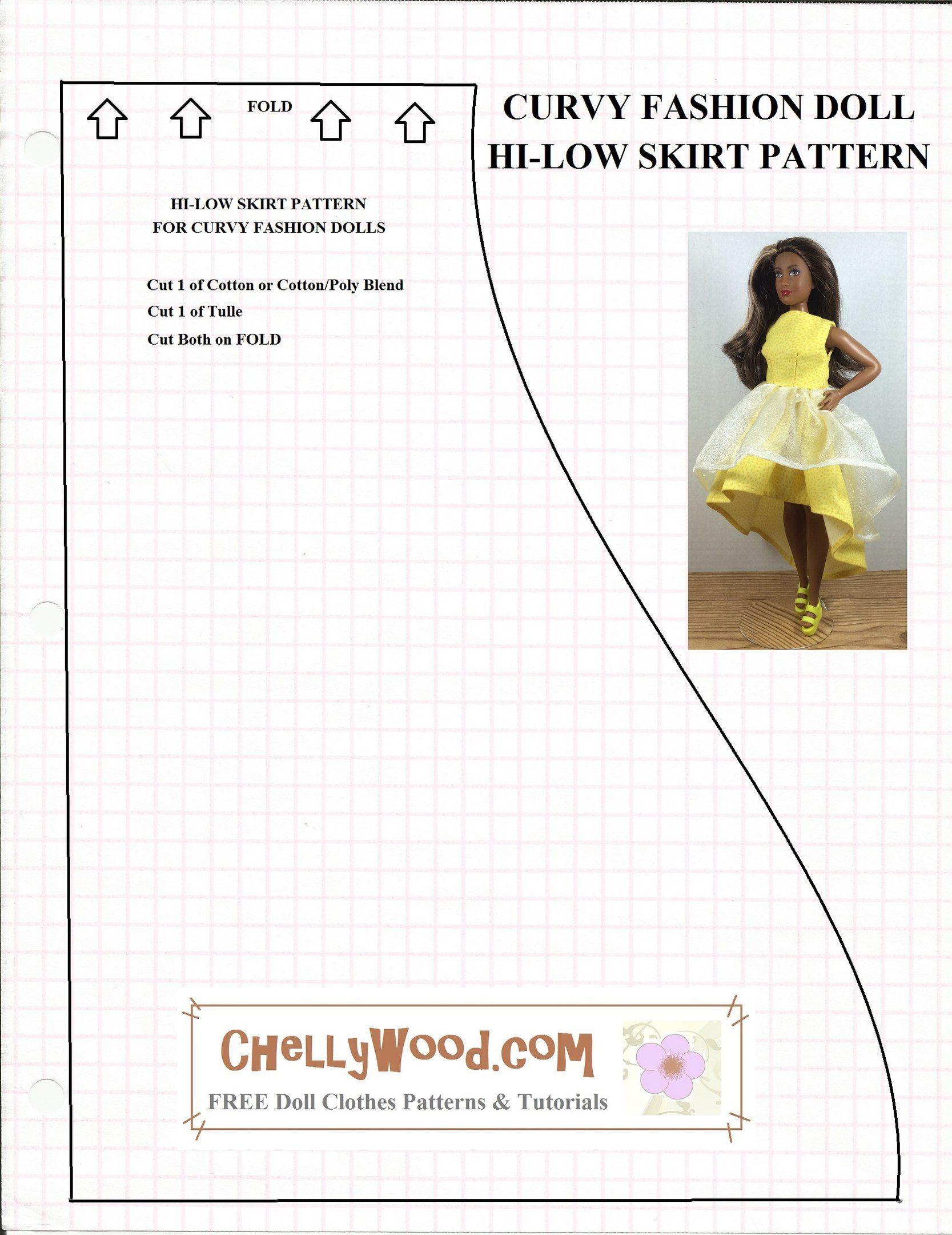 Одежда для кукол своими руками | World of Dolls | VK | Actividades ...