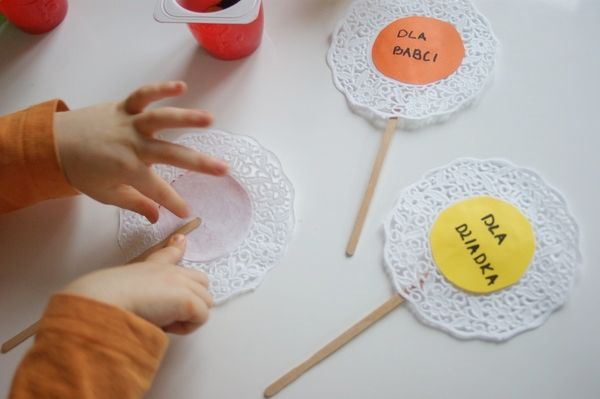 babcia | Dzień babci i dziadka | prace plastyczne, edukacyjne