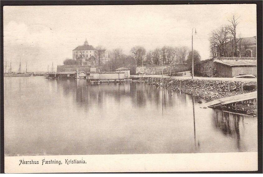 Akershus Fæstning. N.K. 25. St Kria...-07.
