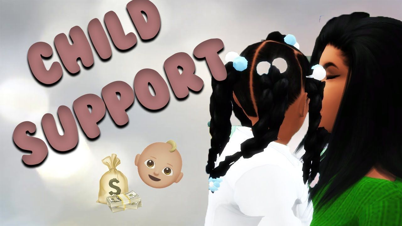 HOW TO GET CHILD SUPPORT IN THE SIMS 4   The Sims 4 Mods
