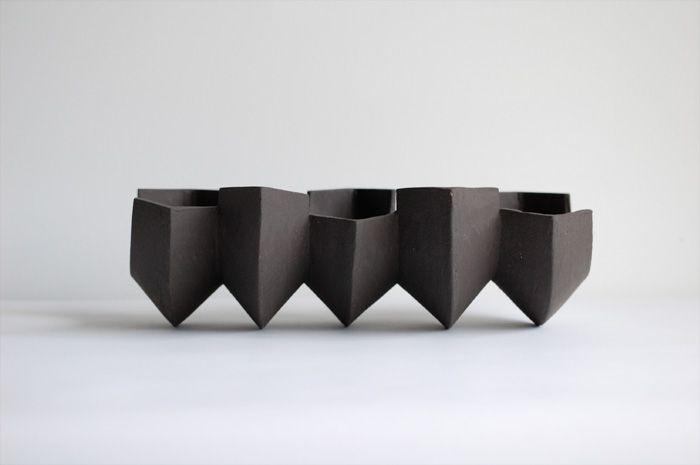 Derek Wilson Pottery Sculpture Contemporary Pottery Pottery