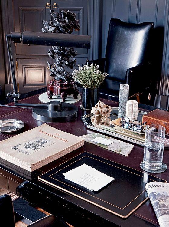 Nate Berkus Desk Design
