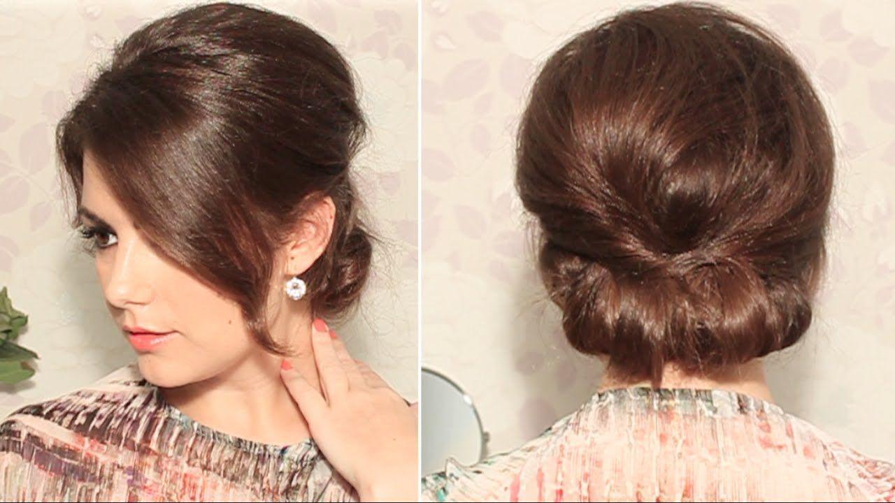Chignon diva s hairstyleshijabs pinterest chignons