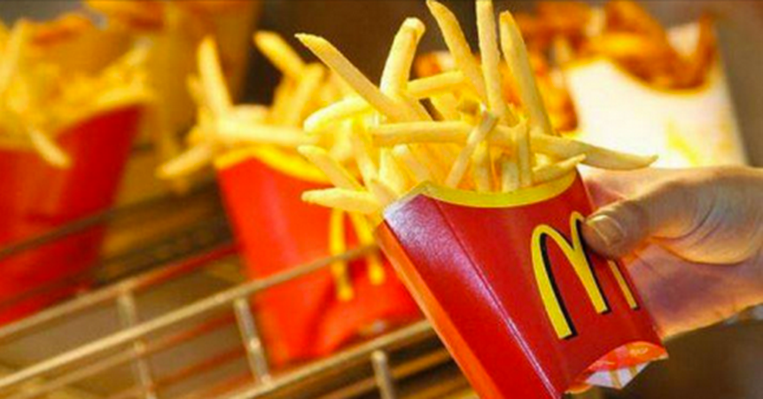 Secret Recipe to Make Mcdonald's French Fries Revealed by Blogger