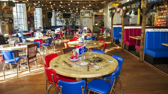 Top Rated Restaurants For Their Fun And Quirky Ambiance London