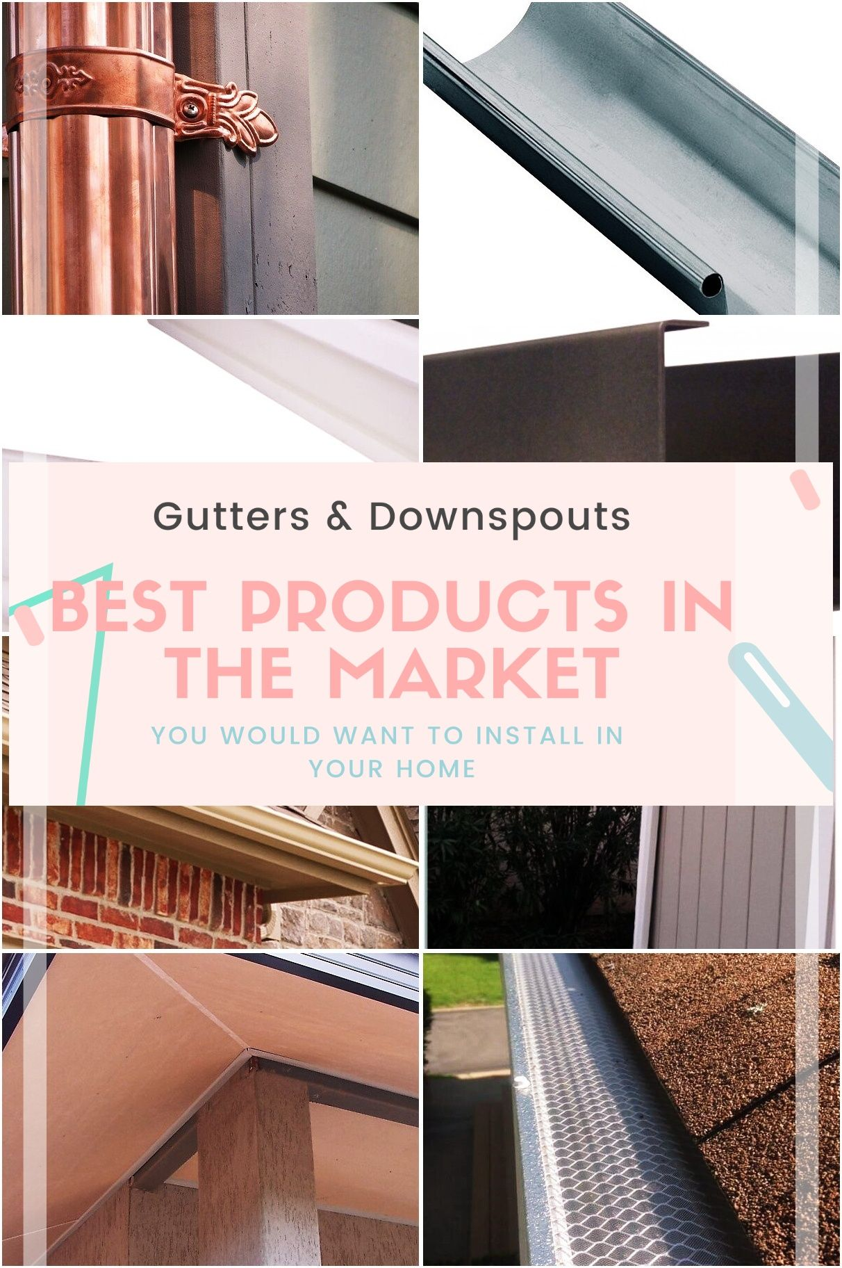 Pin On Gutters Design