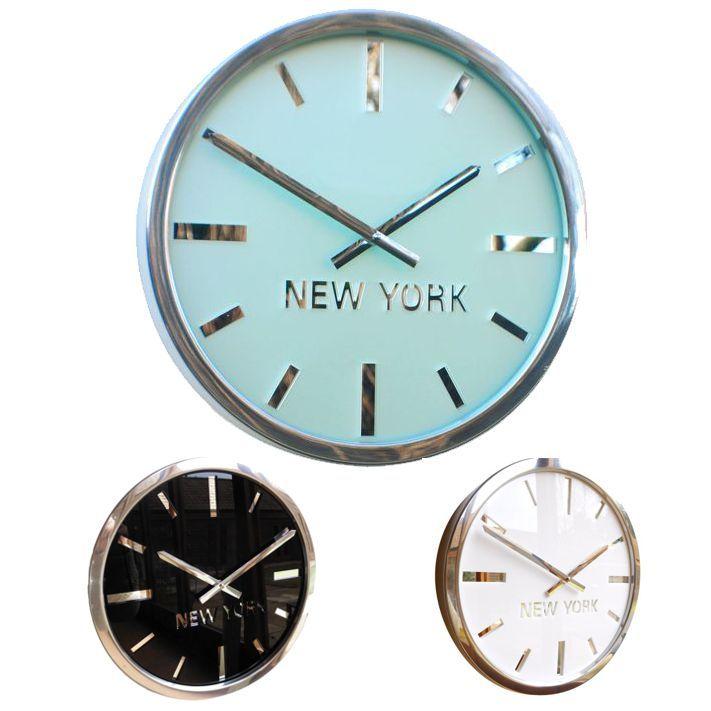 Swiss Manhattan Custom Time Zone Wall Clock Wall Clock Contemporary Clocks Clock