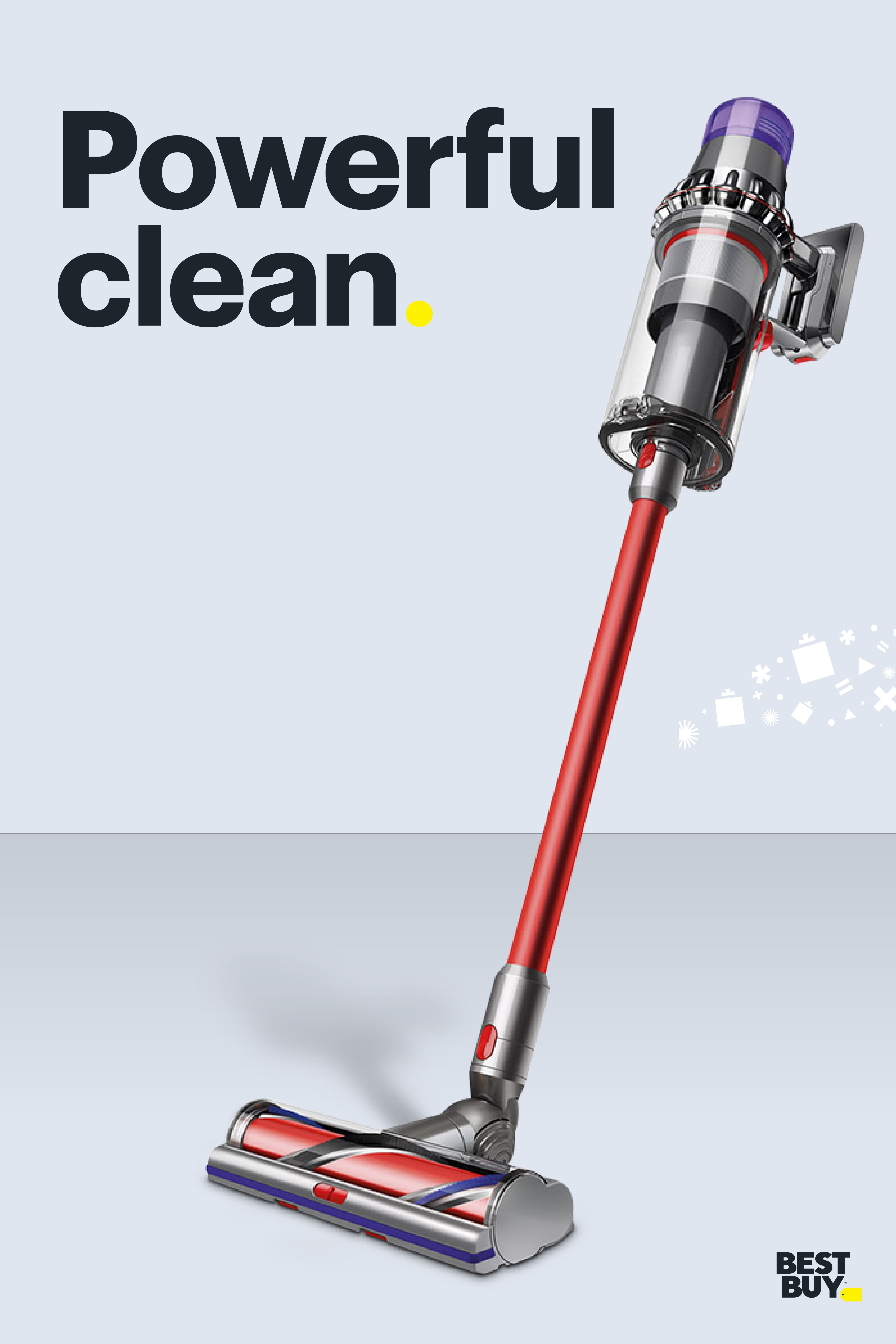 Dyson V11 Outsize Cordless Vacuum Red Nickel 298706 01 Best Buy Cool Things To Buy Cordless Vacuum Cleaning Gadgets