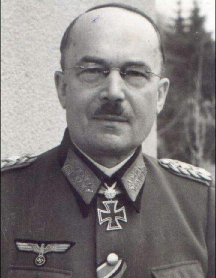 Generaloberst Lothar Rendulic